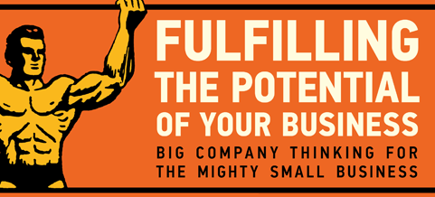 """Fulfilling The Potential Of Your Business"" A Winner in 2012 Small Business Book Awards"