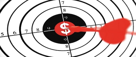 Setting Cash Targets for Credit Control