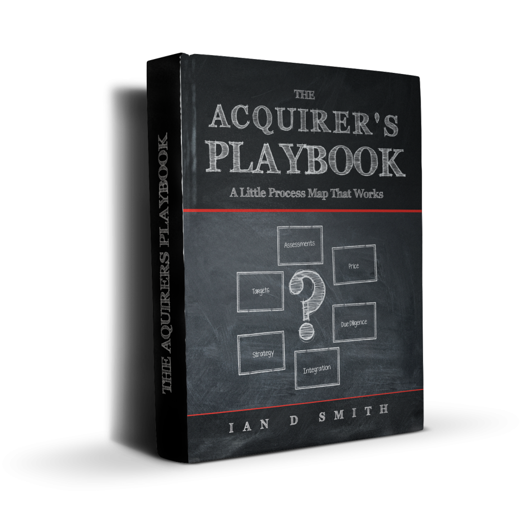 The Acquirer's Playbook